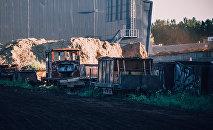 Старый локомотив