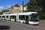 Трамвай в Нанте