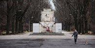 Памятник Благодарности Красной армии в Скарышевском парке имени Яна Падеревского в Варшаве