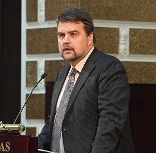 Политолог Латвийского университета Иварс Иябс