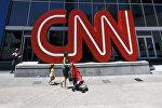 Логотип компании CNN