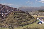 Saules svētki: sācies jaunais gads pēc inku kalnedāra