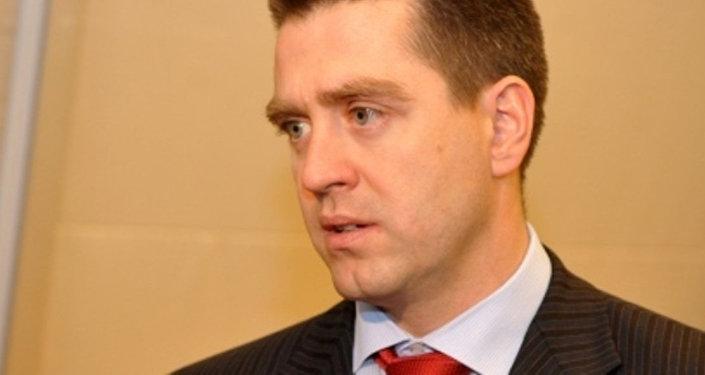 Политолог Филипп Раевский