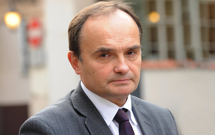 Депутат Сейма Латвии Игорь Пименов