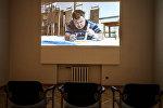 Видеоинсталляция из жизни людей с ограниченными возможностями