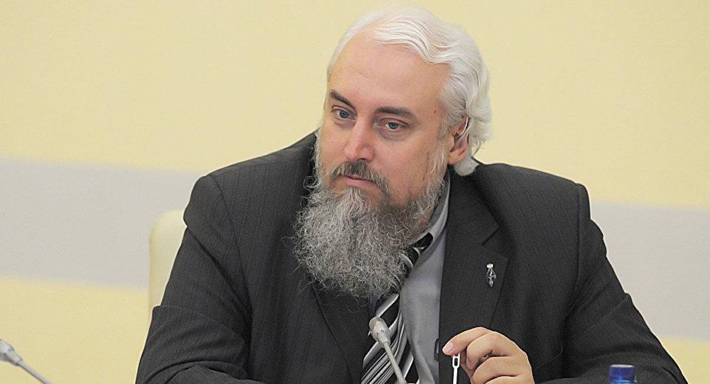 Заместитель директора Российского института стратегических исследований  Михаил Смолин