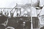 Sinagogas nodedzināšana Rīgā 1941. gadā