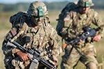 Воздушный десант США участвует в военных учениях в Литве, архивное фото