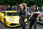 В Риге готовится к старту автопробег Gumball 3000