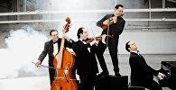 Фортепианный квартет Janoska Ensemble