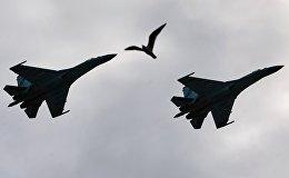 Pārtvērējlidmašīnas Su-27