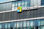 Логотип компании Microsoft