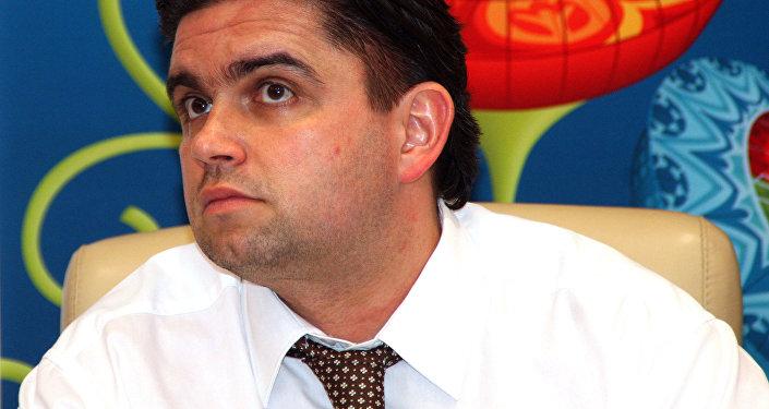 Ukrainas Drošības dienesta vadītāja bijušais padomnieks Markijans Lubkivskis