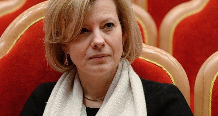 Посол Латвии в России Астра Курме