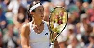Латвийская теннисистка Анастасия Севастова