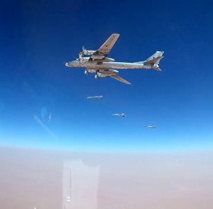 Krievijas bumbvedēji veikuši uzlidojumu ISIS objektiem Sīrijā