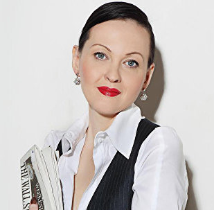 Ольга Князева - экономист, редактор русскоязычного портала Dienas Bizness