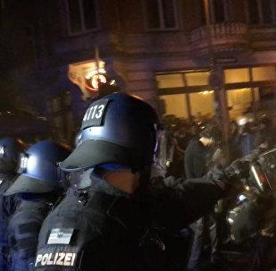 Ar trešo nekārtību nakti Hamburgā noslēdzās G20 samits