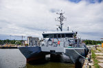Патрульный корабль Skrunda