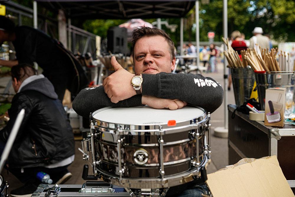 Балтийский саммит барабанщиков