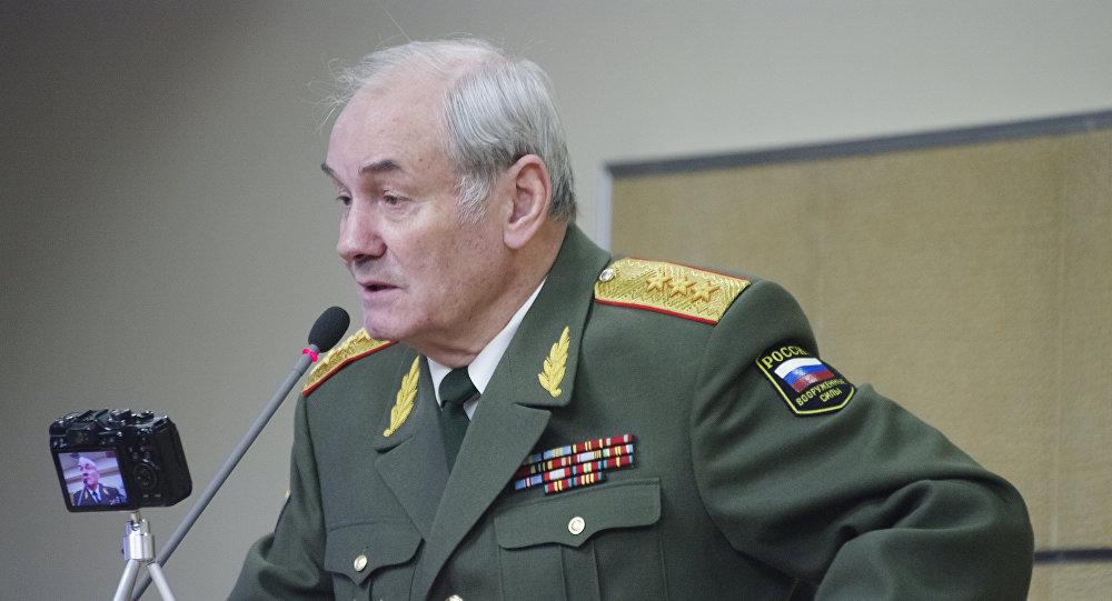 Президент Академии геополитических проблем, доктор исторических наук, генерал-полковник Леонид Ивашов