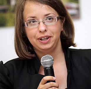 Политолог Ивита Кажока