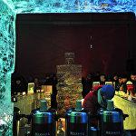 18. starptautiskais ledus skulptūru festivāls Jelgavā