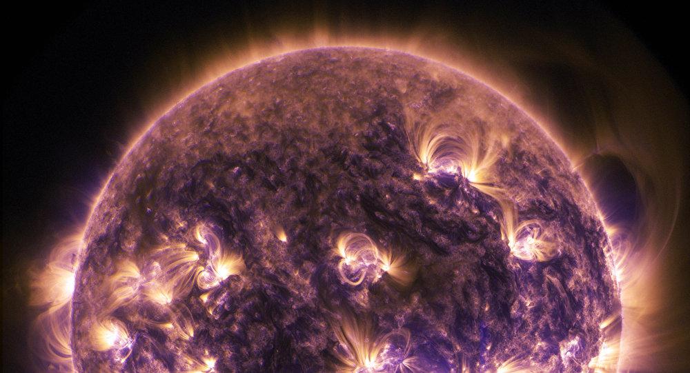 Saule. Foto no arhīva