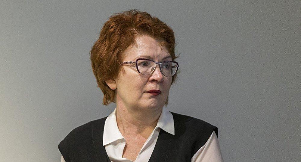 Депутат Европейского парламента Яна Тоом