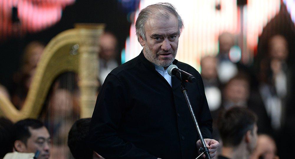 Diriģents Valērijs Gergijevs