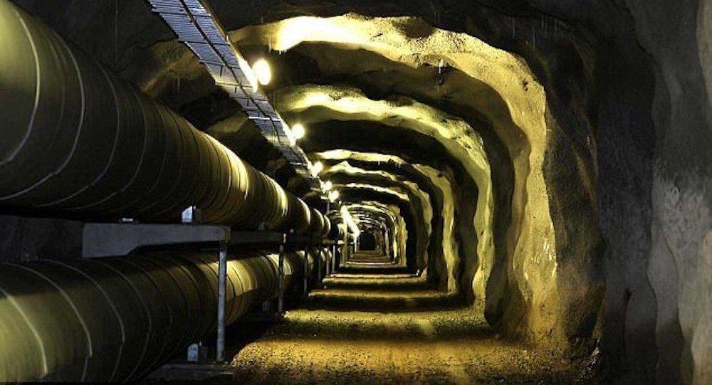 Pazemes tunelis Helsinkos