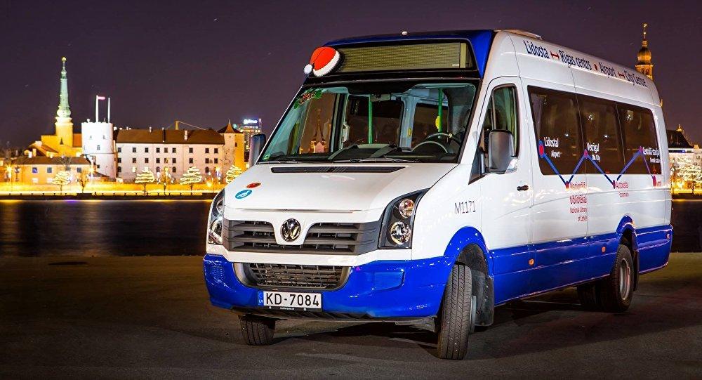 Латвийская компания Rigas mikroautobusu satiksme