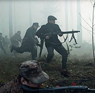 Mežabrāļi. Cīņa par Baltiju