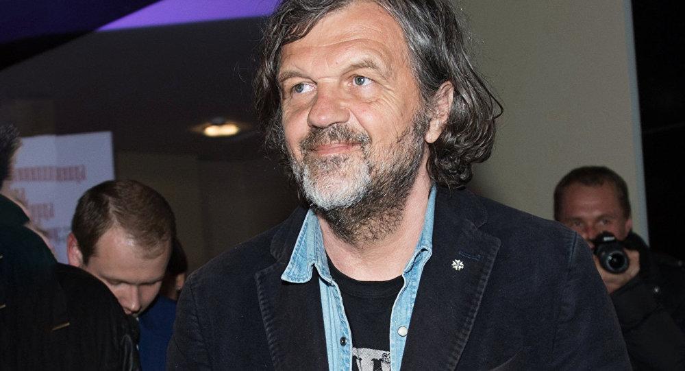 Эмир Кустурица, архивное фото