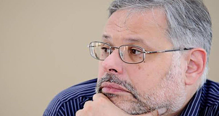 Президент Фонда экономических исследований Михаила Хазина  Михаил Хазин