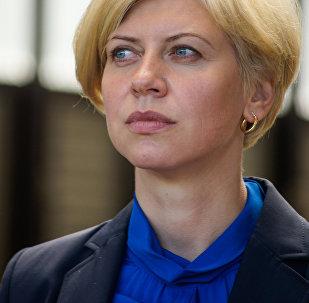 Latvijas veselības ministre Anda Čakša