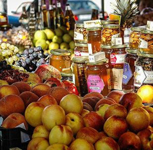Продукты из Азербайджана