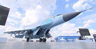 Labākais no labākajiem: SAKS 2017 laikā prezentēja iznīcinātāju MiG-35