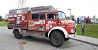 Автоэкспедиция LAO CAI- RIGA 2017