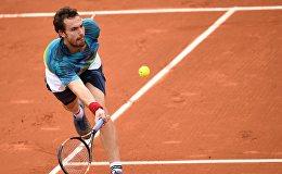 Латвийский теннисист Эрнестс Гулбис