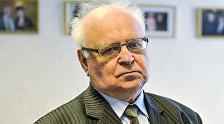 Эстонский экономист Ханон Барабанер