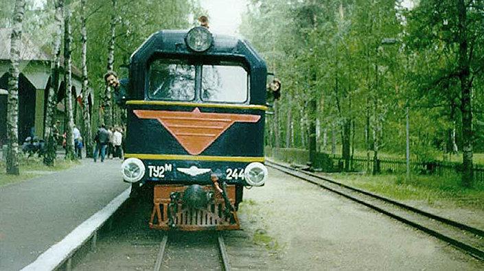 Еще в середине 1990-х Рижская ДЖД работала