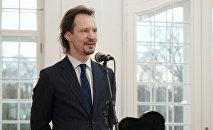 Министр культуры Эстонии Индрек Саар