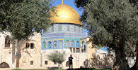 Kubat as Sahras mošeja Tempļa kalnā Jeruzalemē. Foto no arhīva