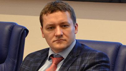Белорусский экономист Дмитрий Болкунец