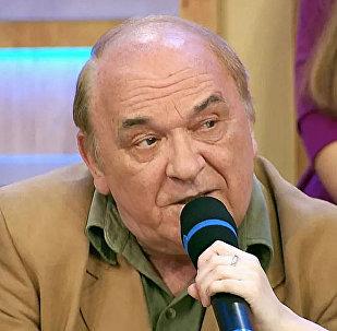 Военный эксперт Виктор Баранец