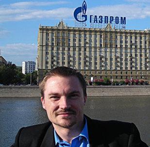 Доктор политических наук, литовский политолог Вадим Воловой