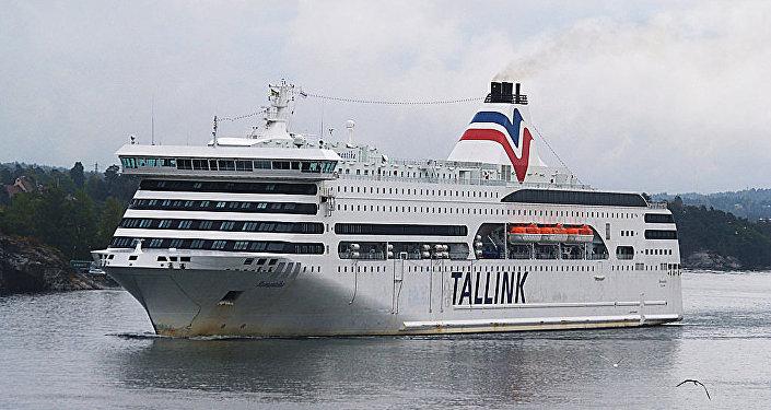 Igauņu pārvadātājs Tallink