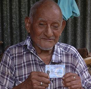 Visvecākais vīrietis pasaulē nosvinējis savu 117.gadadienu