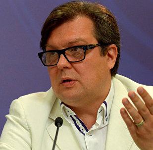 Директор Международного института Новейших государств, политолог  Алексей Мартынов
